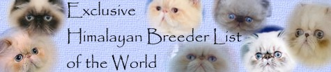 Exclusive Himalyan Breeder List of the World